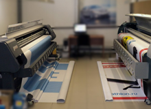 Картриджи для широкоформатной печати