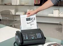 Расходные материалы для факсимильных аппаратов